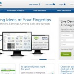OptionsXpress Review – Stock Trading Company