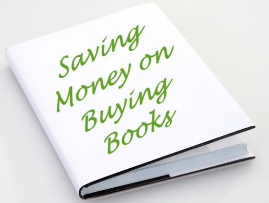 Saving Money on Buying Books