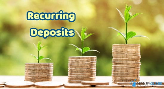 Recurring Deposits