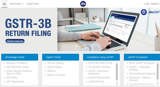 Jio GST Accounting Software