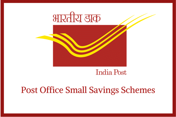 Post Office Saving Schemes Interest Rates