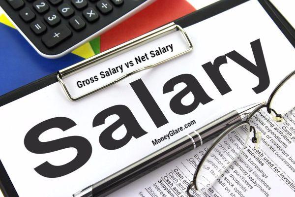 Gross Salary vs Net Salary, Cost to Company
